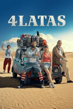 4 Latas Torrent – WEB-DL 720p/1080p Dual Áudio<