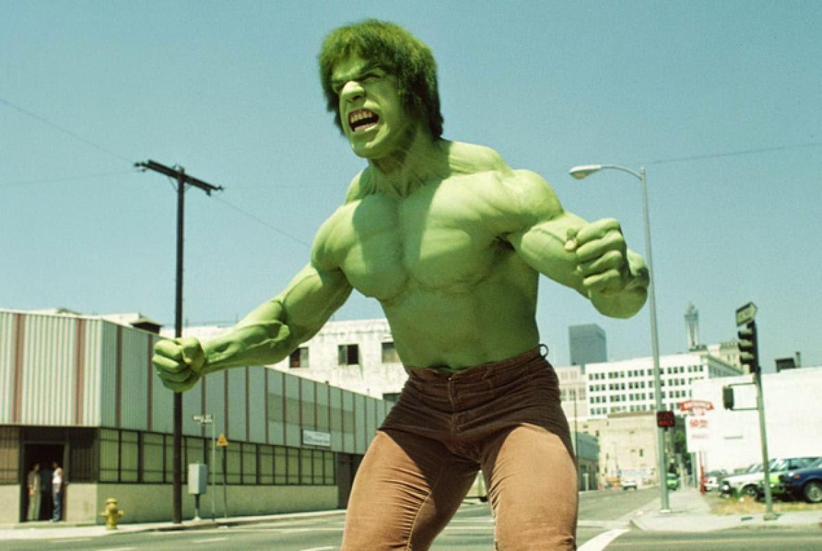 Lou Ferrigno diz que Hulk do cinema não é sério