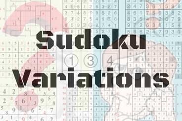 Sudoku Variations Main Page