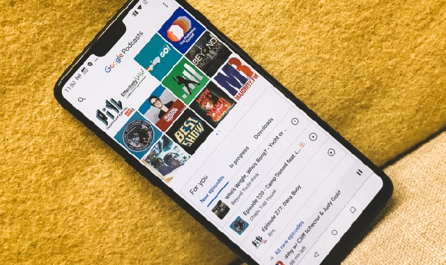 Google introduces personalization to Google Podcasts