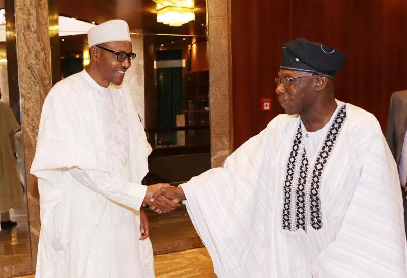 Obasanjo blasts Buhari, says it's easier to win election than to work