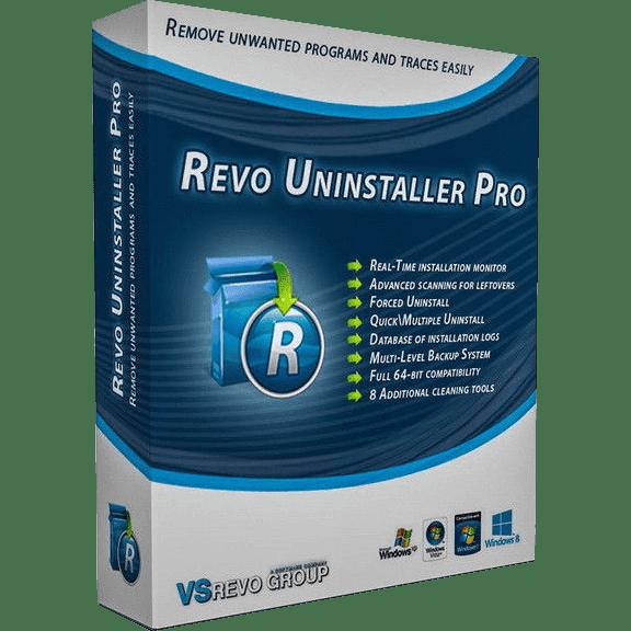 Download Revo Uninstaller Pro v4.1.0