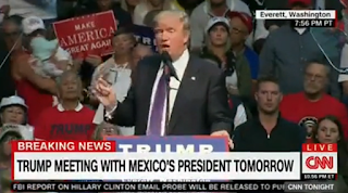 """Trump: """"The Democratic Party Is The Party Of Slavery"""" ( Video )"""