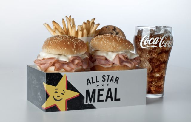 5 All Star Meals Are Back At Hardees