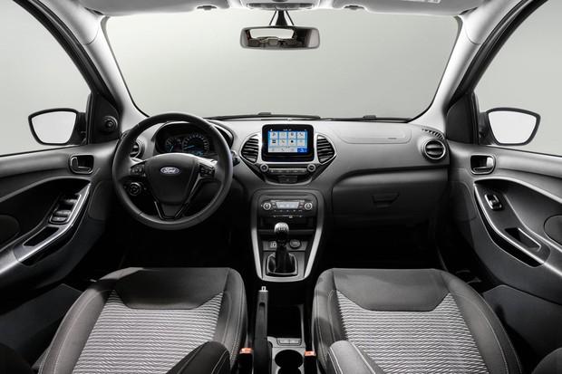 Novo Ford Ka 2019 reestilizado chega a Europa