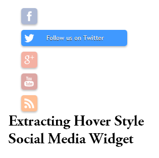 In this tutorial im gonna explicate how to add together Extracting Hover Style social media widget fo Extracting Hover Style Social Media Widget for Blogger