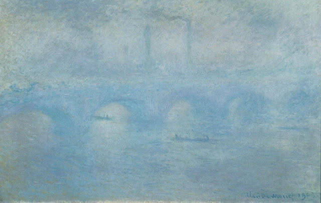 Pintura Monet