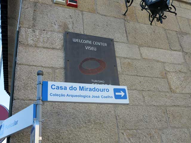 Casa Do Miradouro Viseu