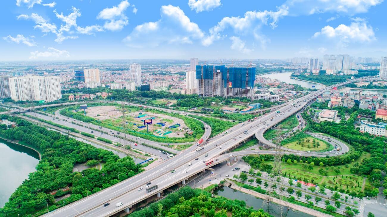 Thực tế dự án Phương Đông Green Park