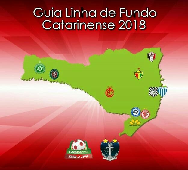Guia do Campeonato Catarinense 2018