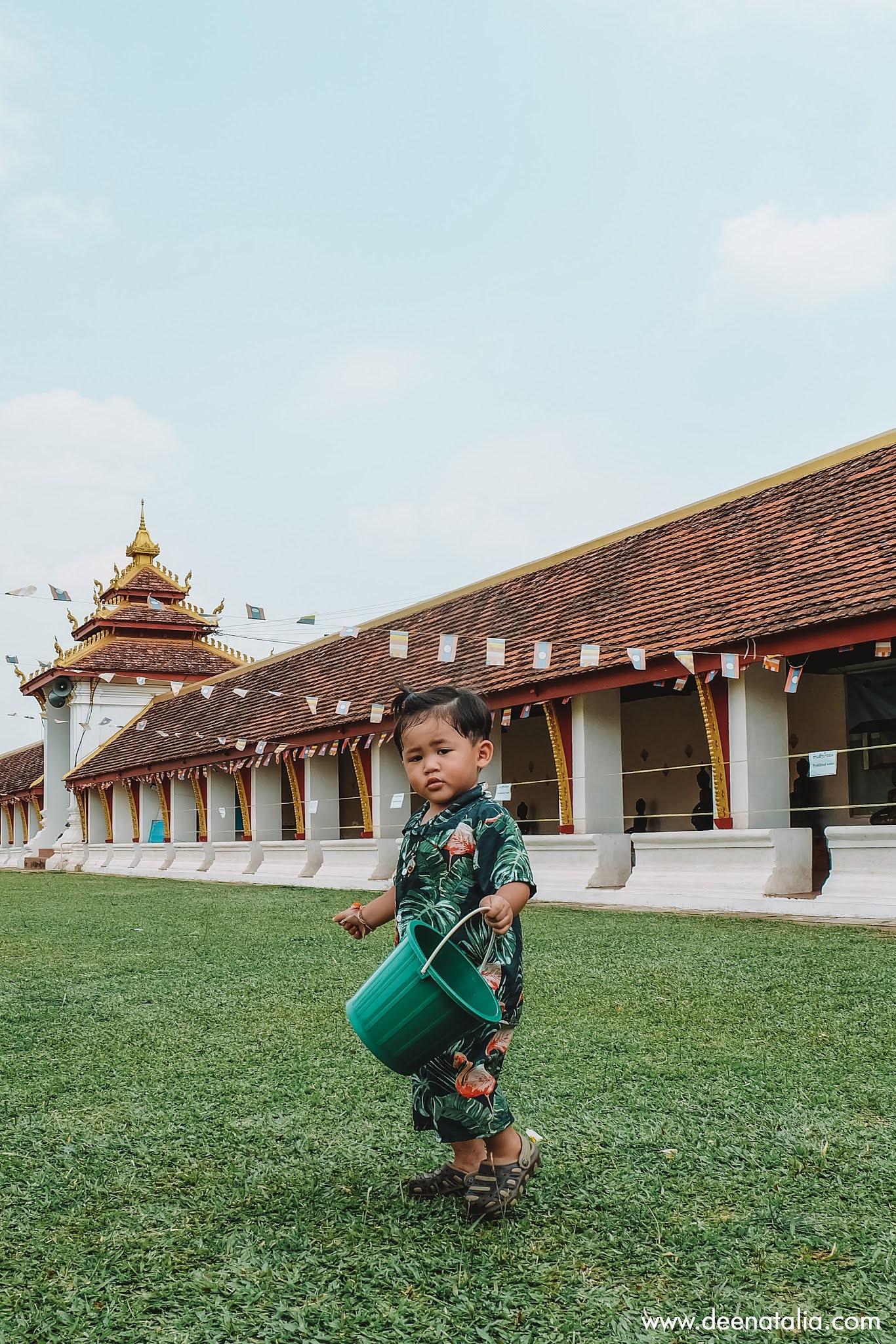 Lao kid