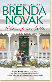Guest Review: When Snow Falls by Brenda Novak