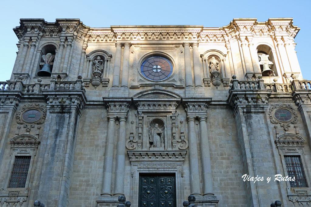 Iglesia de Samos, Lugo