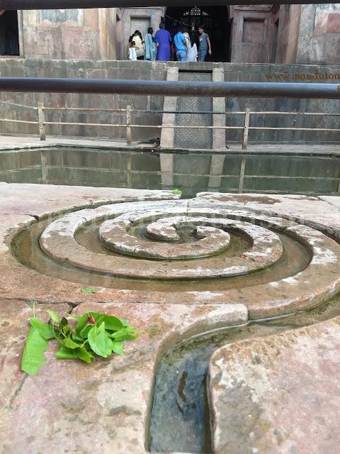 Information about nilkantheshwar mahadev mandir mandu