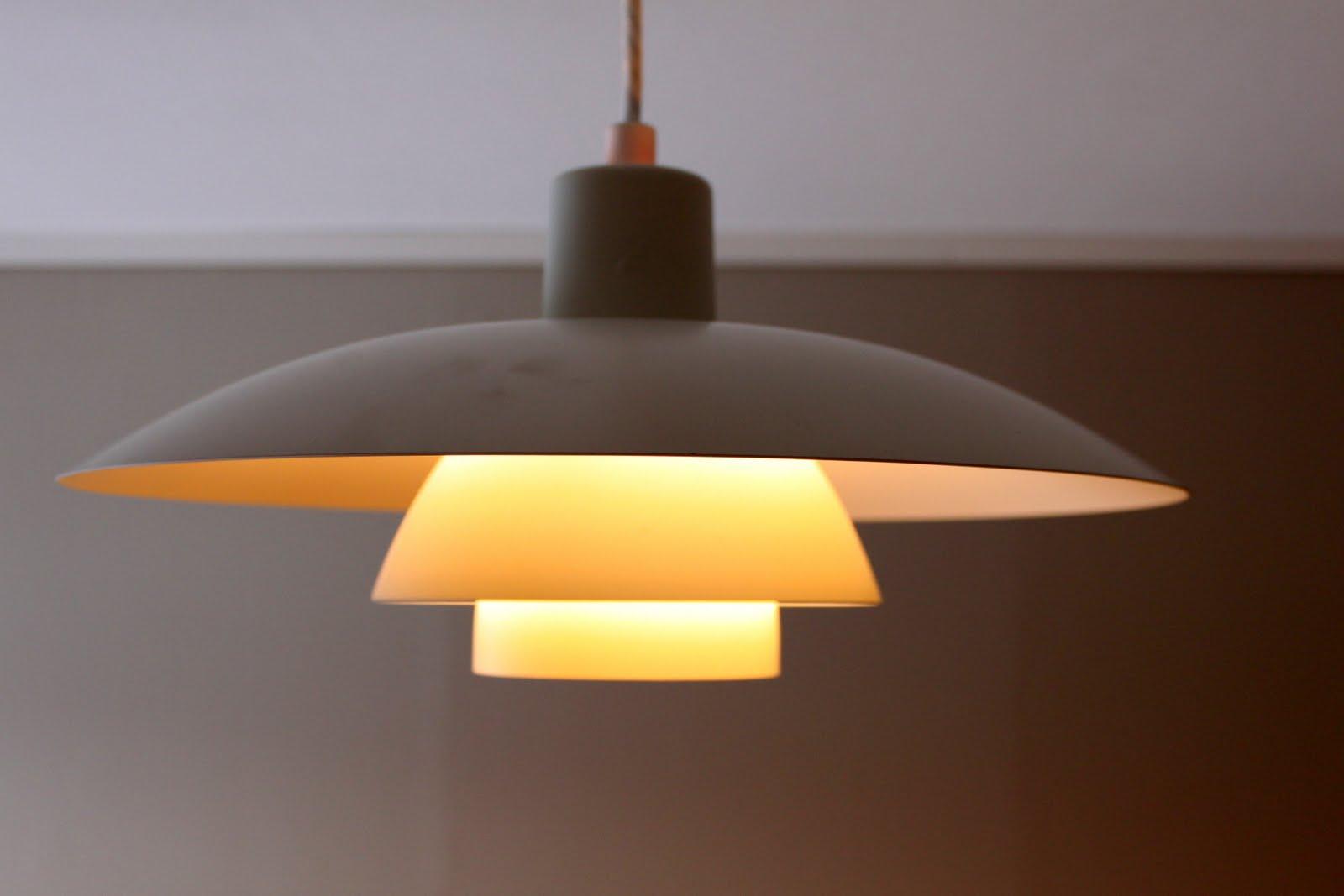 rom for rom ph lampen av poul henningsen. Black Bedroom Furniture Sets. Home Design Ideas