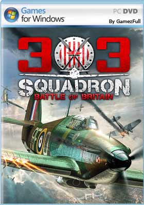 303 Squadron Battle of Britain PC Full Español