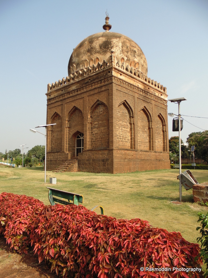 Barid Shahi Park – A great historical architecture in Bidar, Karnataka