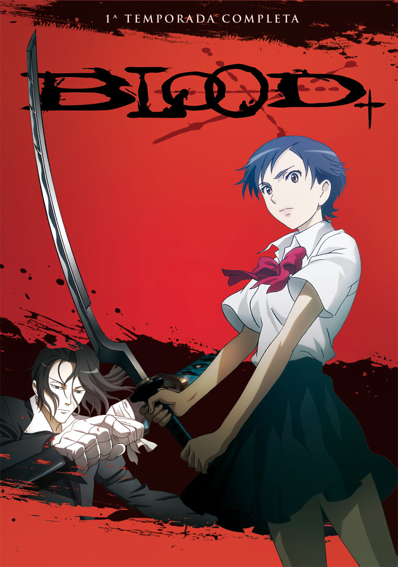 Blood+ |25/50| |Audio Latino| |HD Ligero 672p| |Mega|