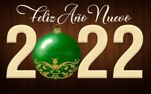 fondo para escritorio de feliz año nuevo 2022