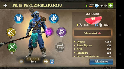 Dungeon Hunter 5 Apk for Android Free Download