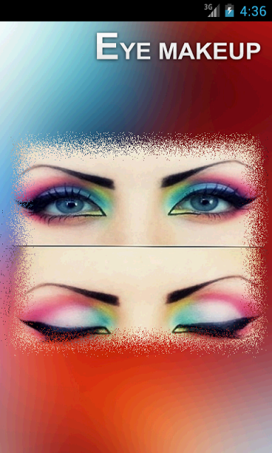 Top 5 iPhone Apps to  Apply Eye Makeup
