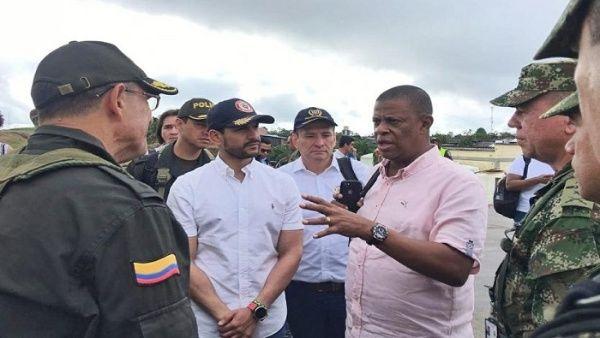 ONU afirma estar preocupada por situación en Bojayá, Colombia
