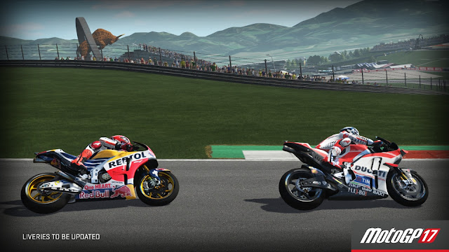 MotoGP 17 - Captura 7