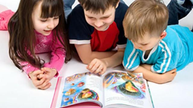 عن أدب الأطفال