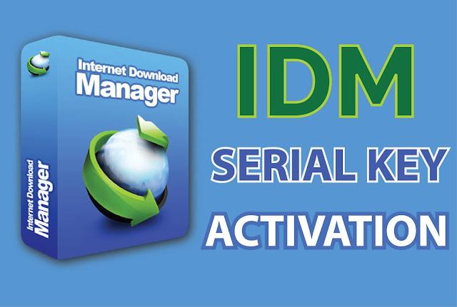 IDM Free Download Serial Key