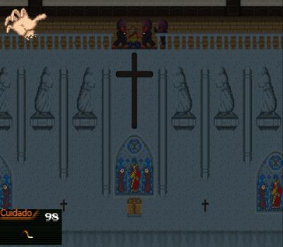Desolate City - The Bloody Dawn (Enhanced Edition) - Iglesia