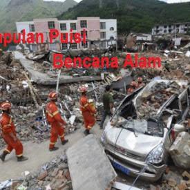 """Puisi Bencana Alam """"Gempa Bumi"""""""