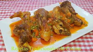 Receta fácil de jarrete de cordero en salsa muy tierno y sabroso