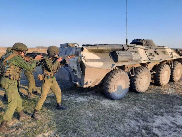 Belarus tử chiến