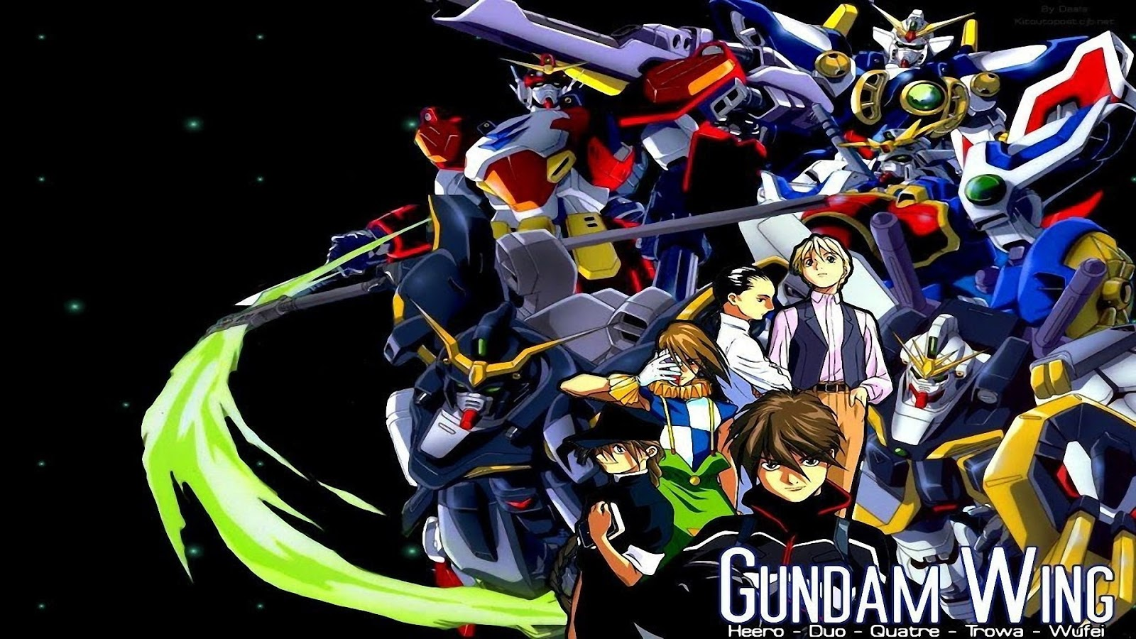 Gundam Wing Wallpapers Free Download Wallpapercarax