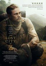 """Carátula del DVD: """"Z, la ciudad perdida"""""""