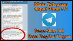 Cara Menggunakan Bot Uang Tunai Telegram Mudah