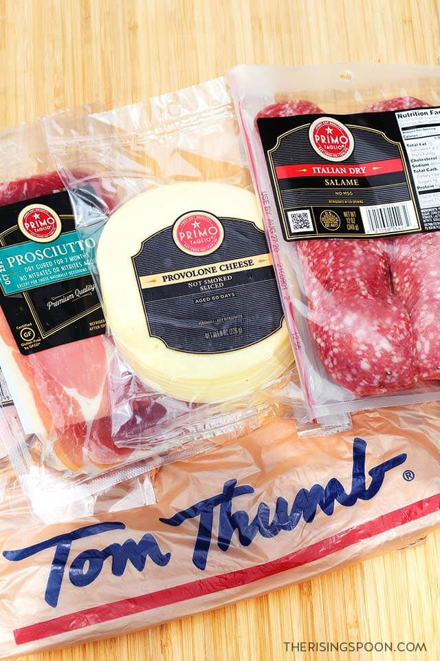Primo Taglio Meats & Cheese From Tom Thumb