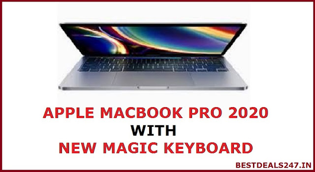 Apple MacBook Pro (2020) - with new magic keyboard