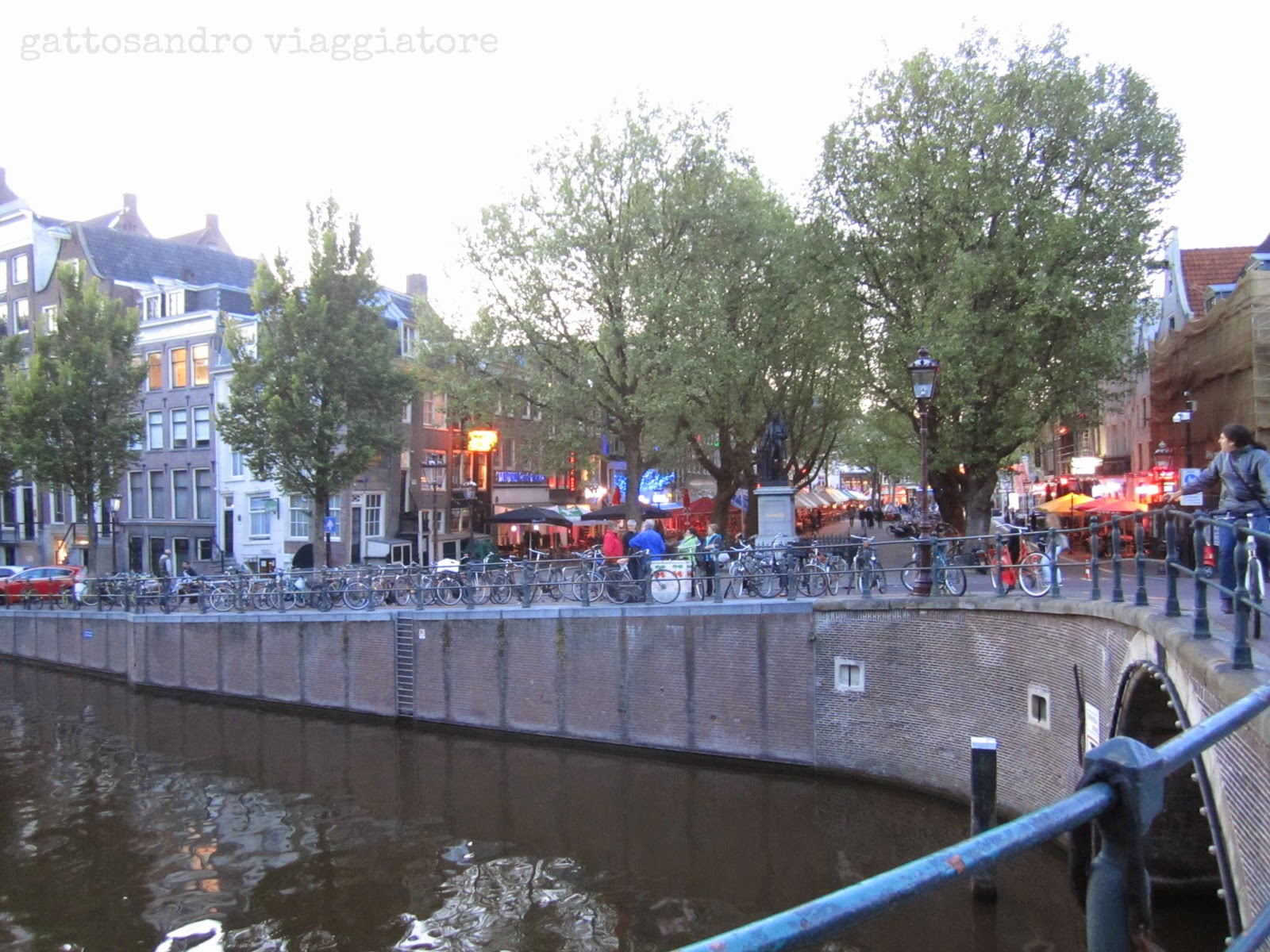 Gattosandro viaggiatore travel blog diario di viaggio for Stanze ad amsterdam