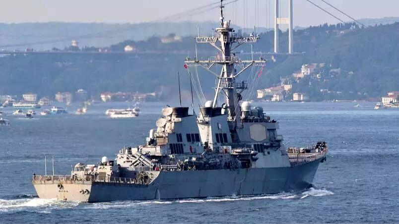 Ucrânia e EUA farão exercícios militares no Mar Negro mesmo com protesto da Russia