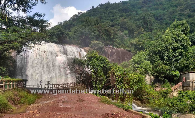 All about Gandahati  waterfalls