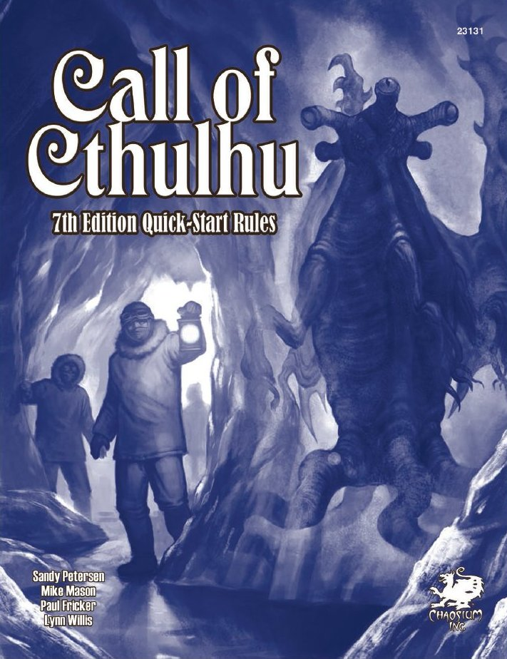 http://www.susurrosdesdelaoscuridad.com/2013/09/call-of-cthulhu-7th-edition-quick-start.html