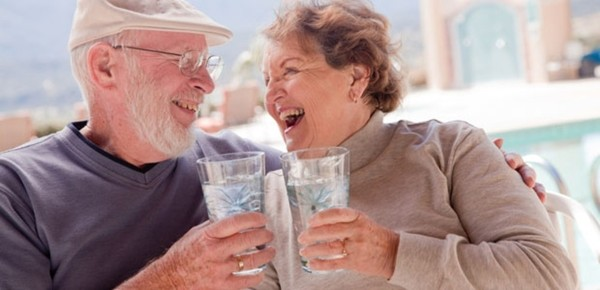 Help our senior citizens to remember to keep hydrated is crutial