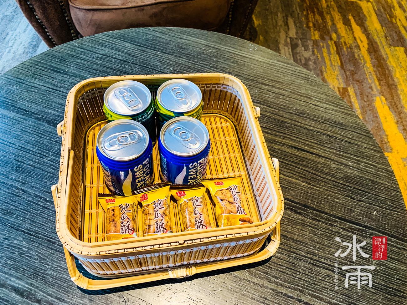 陽明山天籟渡假酒店|迎賓飲料