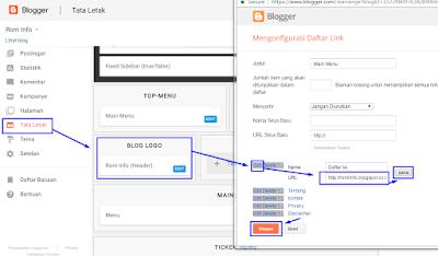 Cara Mudah Membuat Sitemap Pada Blog