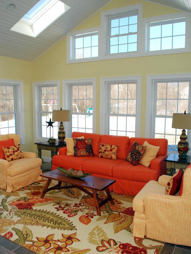 Modern furniture 2012 living room design styles from hgtv