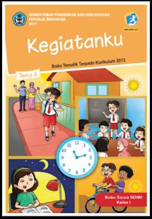 download gratis buku tematik kelas 1 tema 3