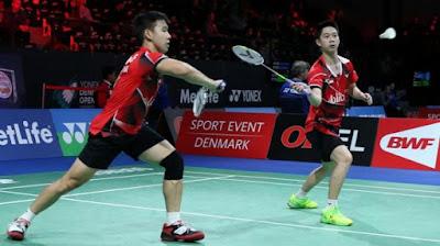 Marcus Fernaldi Gideon/Kevin Sanjaya Sukamuljo