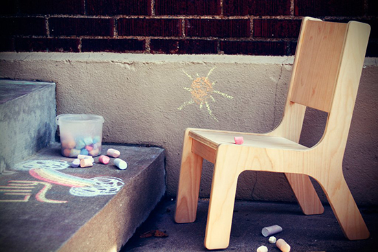 14 gambar Inspirasi desain kursi anak lucu