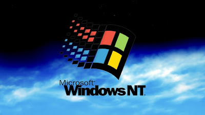 Windows NT 3.1 Screen